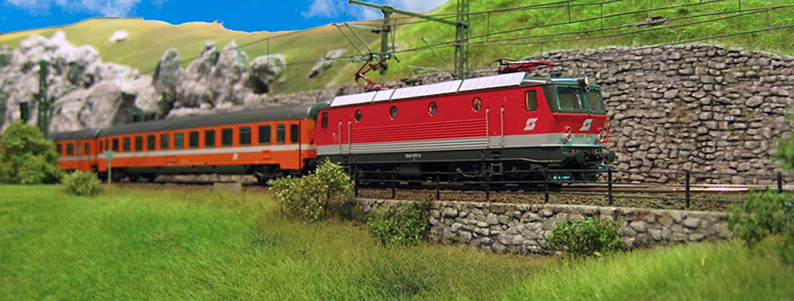 2. Dezember - Tag der Modelleisenbahn